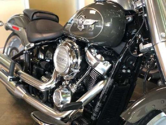2018 Harley-Davidson Softail Fatboy Lo Only ***383 miles*** Fat Boy LO *** ONLY 383 MILES *** in McKinney, TX 75070
