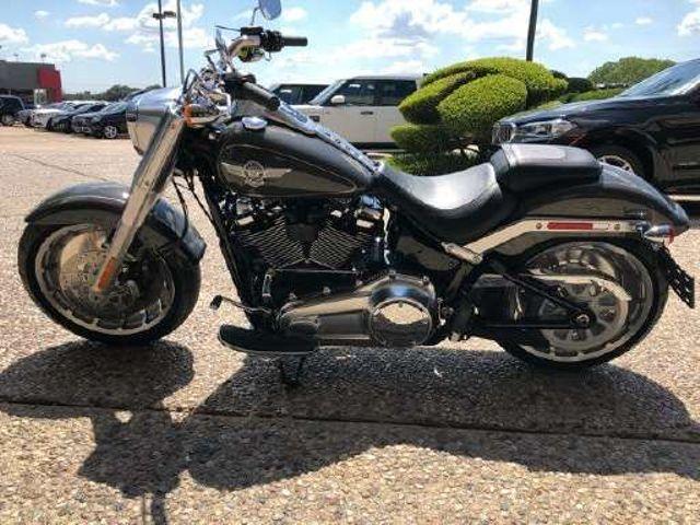 2018 Harley-Davidson Softail® Fat Boy® in McKinney, TX 75070