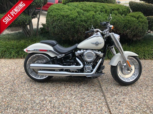 2018 Harley-Davidson Softail Fat Boy Fat Boy® in McKinney, TX 75070