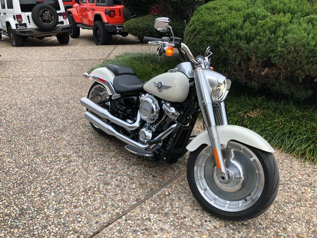 2018 Harley-Davidson Softail® Fat Boy® in McKinney, TX 75070