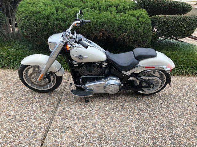 2018 Harley-Davidson Softail Fat Boy Fat Boy® in McKinney, TX 75070