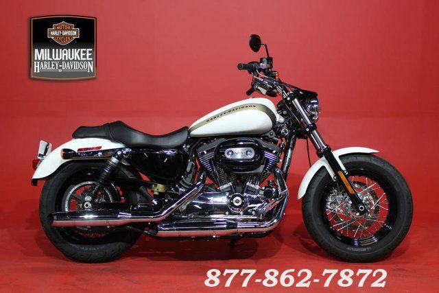2018 Harley-Davidson SPORTSTER 1200 CUSTOM XL1200C 1200 CUSTOM XL1200C