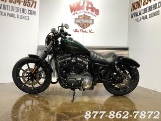 2018 Harley-Davidson SPORTSTER IRON 883 XL883N IRON 883 XL883N in Chicago, Illinois 60555
