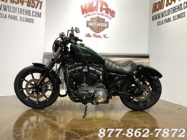 2018 Harley-Davidson SPORTSTER IRON 883 XL883N IRON 883 XL883N