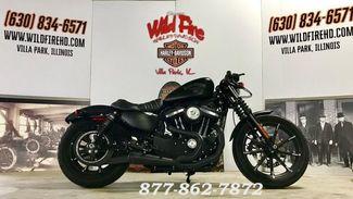 2018 Harley-Davidson SPORTSTER IRON 883 XL883N IRON 883 XL883N in Chicago, Illinois 60555