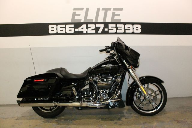 2018 Harley Davidson Street Glide