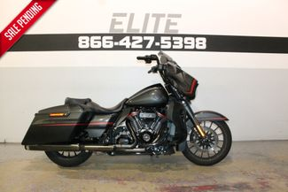 2018 Harley Davidson Street Glide CVO in Boynton Beach, FL 33426