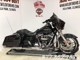 2018 Harley-Davidson STREET GLIDE FLHX STREET GLIDE FLHX in Chicago, Illinois 60555