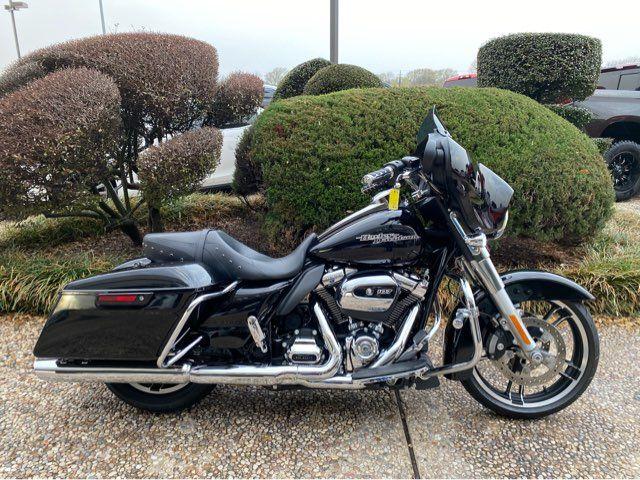 2018 Harley-Davidson Street Glide FLHX