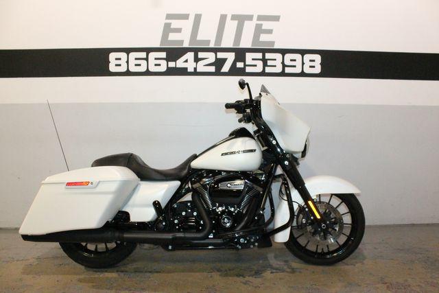 2018 Harley Davidson Street Glide Special in Boynton Beach, FL 33426