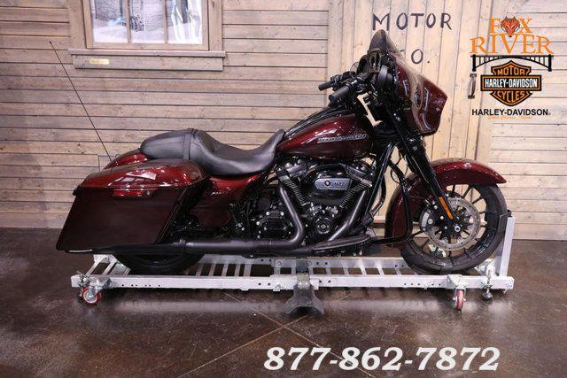 2018 Harley-Davidson STREET GLIDE SPECIAL FLHXS STREET GLIDE SPECIAL