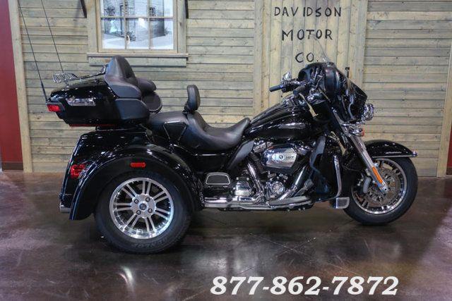 2018 Harley-Davidson TRI-GLIDE ULTRA CLASSIC TRIKE FLHTCUTG TRI-GLIDE TRIKE