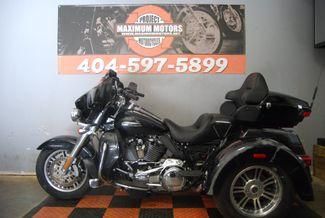 2018 Harley-Davidson Tri Glide Ultra FLHTCUTG Jackson, Georgia 10