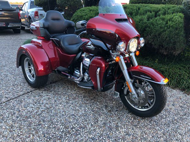 2018 Harley-Davidson Trike Tri Glide® Ultra in McKinney, TX 75070