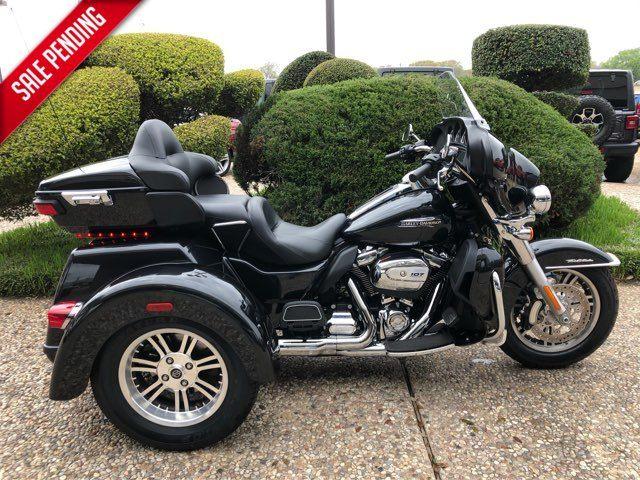 2018 Harley-Davidson Ultra Tri-Glide in McKinney, TX 75070
