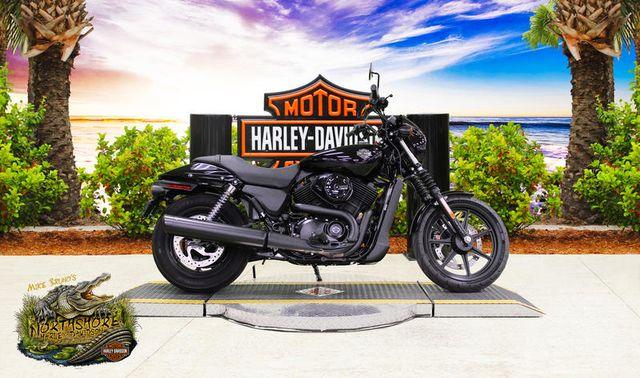 2018 Harley-Davidson® XG500 - Street® 500