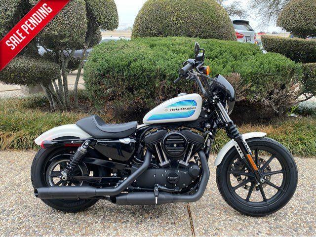 2018 Harley-Davidson XL1200 Iron