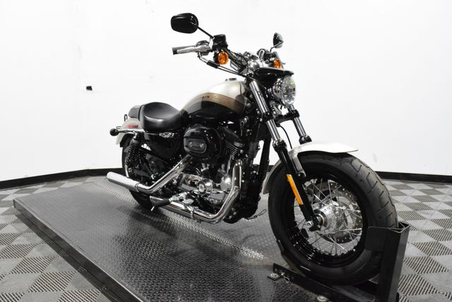 2018 Harley Davidson Xl1200c Sportster 1200 Custom Carrollton