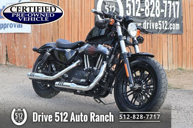 2018 Harley Davidson XL1200X Forty-Eight