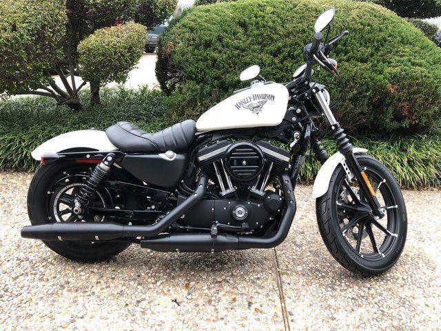 2018 Harley-Davidson XL883N Sportster Iron 883