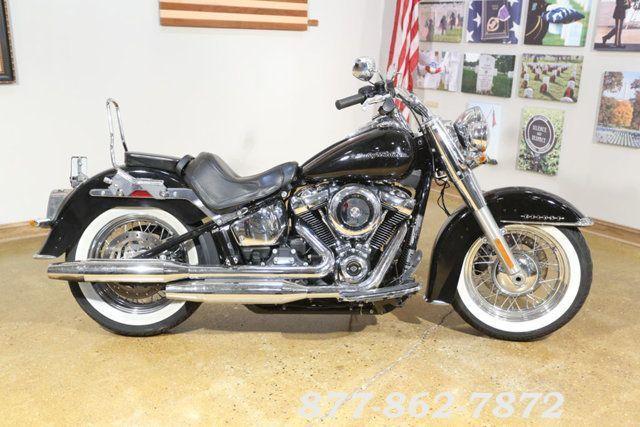 2018 Harley-Davidsonr FLDE - Softailr Deluxe