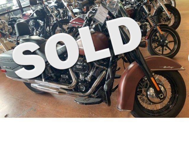2018 Harley Heritae  - John Gibson Auto Sales Hot Springs in Hot Springs Arkansas