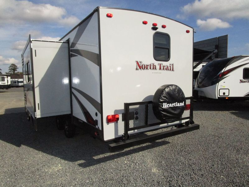 2018 Heartland North Trail 22CRB Caliber Edition  in Charleston, SC