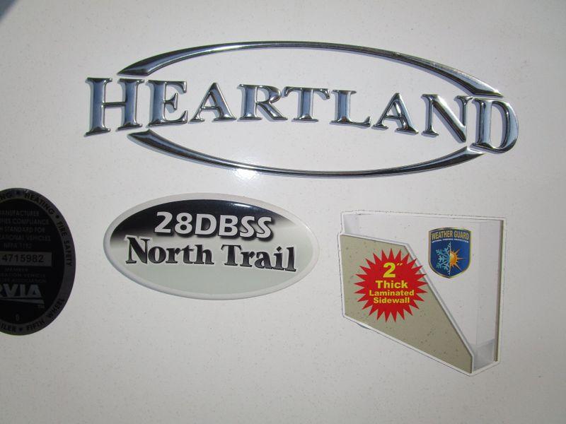 2018 Heartland NORTH TRAIL  28DBSS  in Charleston, SC