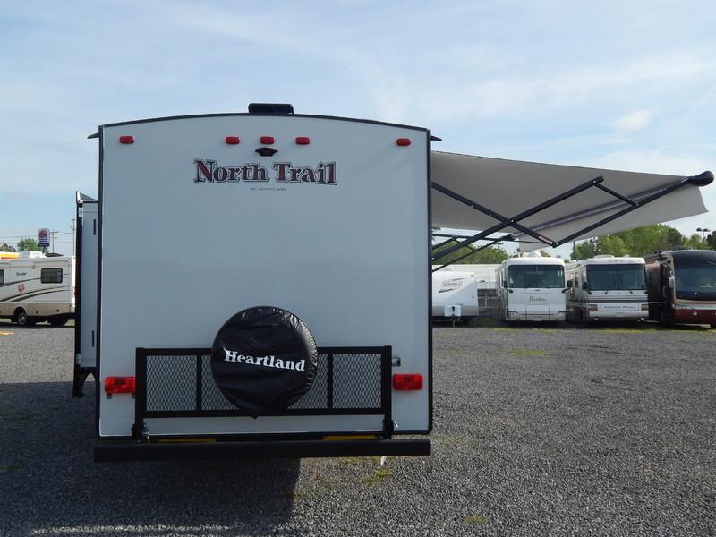 2018 Heartland North Trail 26BRLS  in Charleston, SC