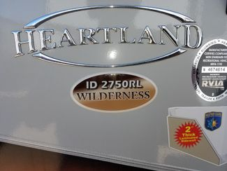 2018 Heartland WILDERNESS 2750RL Albuquerque, New Mexico 1