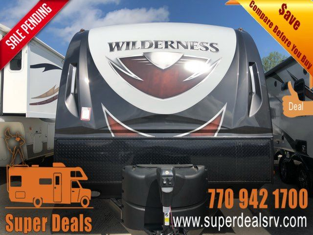 2018 Heartland Wilderness 3125BH-NEW