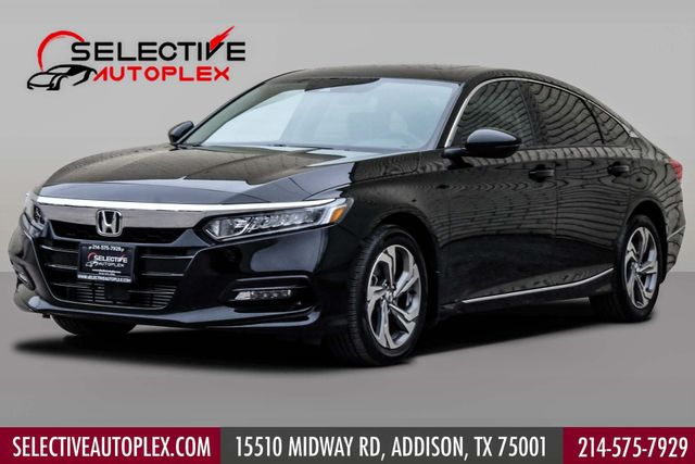 2018 Honda Accord EX-L 1.5T, Technology Package, Sunroof, Leather,