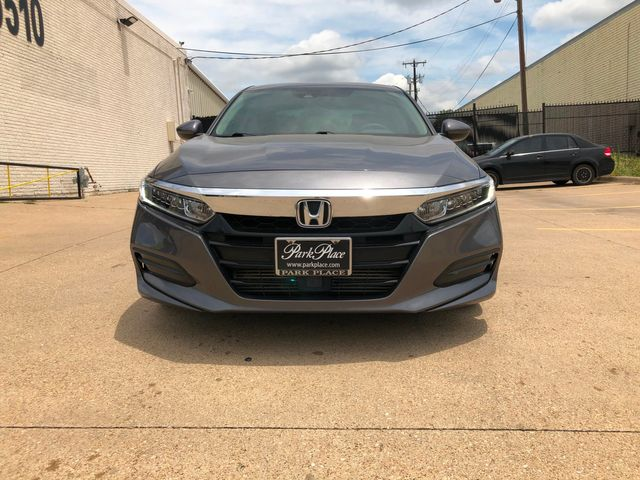 2018 Honda Accord LX 1.5T