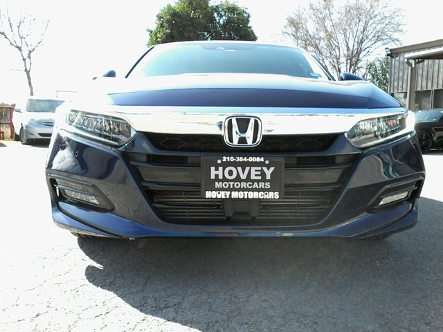 2018 Honda Accord Touring 1.5T Boerne, Texas 3