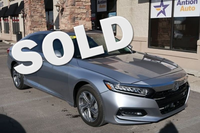 2018 Honda Accord EX-L 2.0T | Bountiful, UT | Antion Auto in Bountiful UT