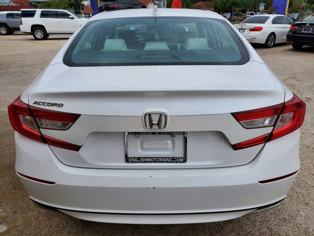 2018 Honda Accord LX 1.5T in Brownsville, TX 78521