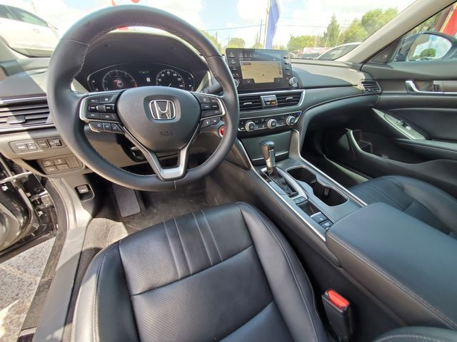2018 Honda Accord Touring 1.5T in Brownsville, TX 78521