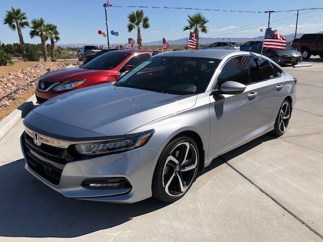 2018 Honda Accord Sport 1.5T in Bullhead City, AZ 86442-6452