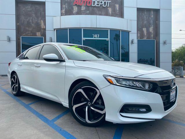 2018 Honda Accord Sport 1.5T in Calexico, CA 92231