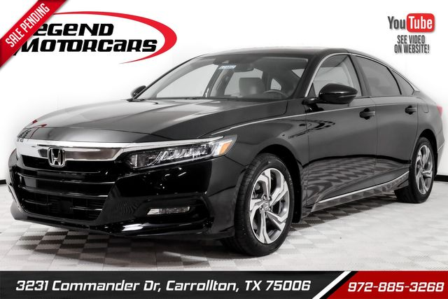 2018 Honda Accord EX-L 2.0T in Carrollton, TX 75006
