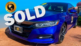 2018 Honda Accord in cathedral city, California