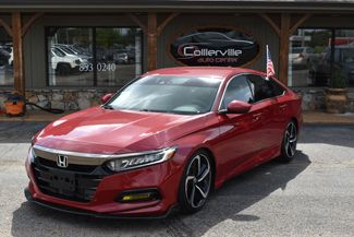 2018 Honda Accord Sport 1.5T in Collierville, TN 38107