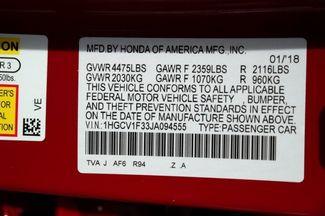 2018 Honda Accord Sport 1.5T Hialeah, Florida 44