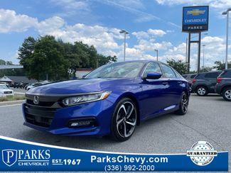 2018 Honda Accord Sport 1.5T in Kernersville, NC 27284