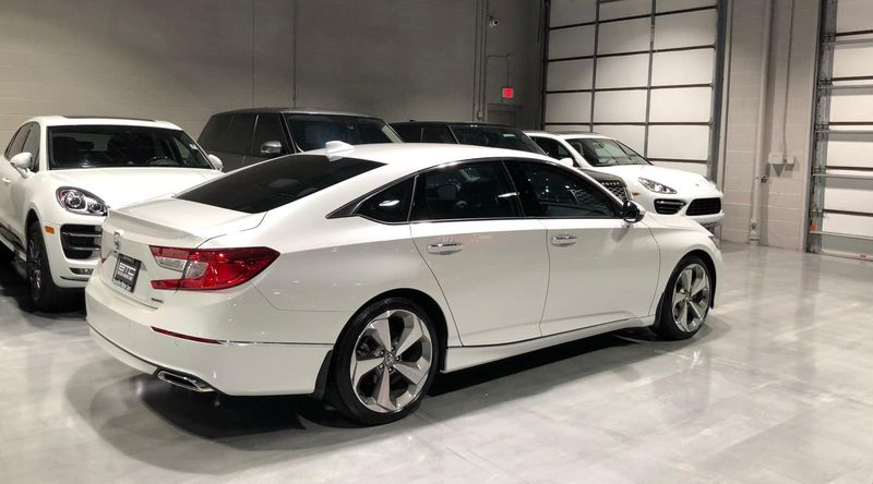 2018 Honda Accord Touring 15T  Lake Forest IL  Executive Motor Carz  in Lake Forest, IL