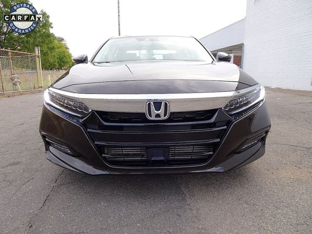 2018 Honda Accord Touring 1.5T Madison, NC 7