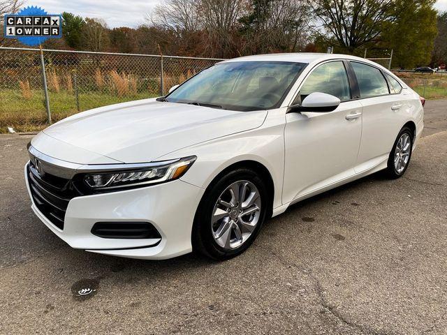 2018 Honda Accord LX 1.5T Madison, NC 5