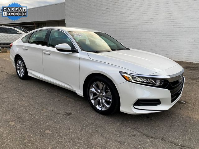 2018 Honda Accord LX 1.5T Madison, NC 7