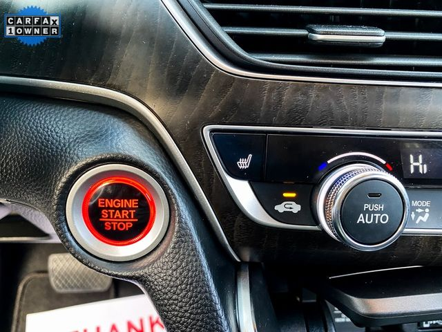 2018 Honda Accord EX-L 1.5T Madison, NC 34