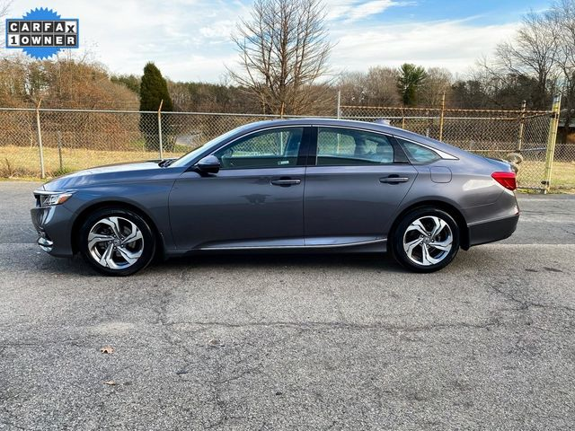 2018 Honda Accord EX-L 1.5T Madison, NC 4